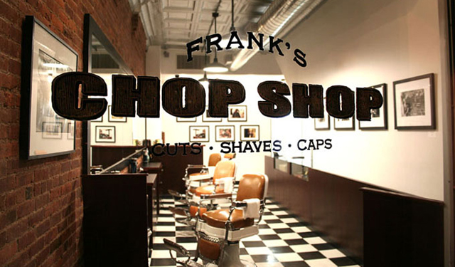 Barber Nyc : ... barbershop in Manhattans Lower Eastside. They also sell barber