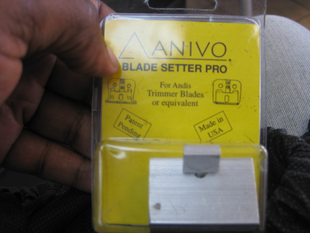 Product Review: Anivo Blade Setters Part 1