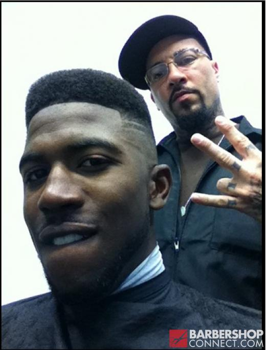 Is the High-Top Fade, the new Mowhawk???