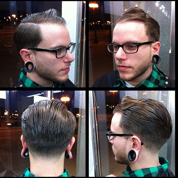 Empire Cut by Lawrence The Barber