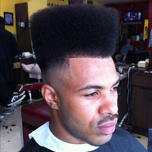 Lawrence The Barber Hightop Fade