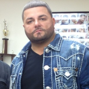 Jay Majors of Major League Barber Shop, Major League Barber Academy & CT Barber Battle
